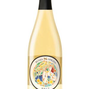 Spumante Brut 100% Pinot Nero dell'OltrePo Pavese